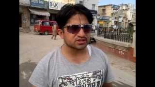 Disgracing Maqbool Bhatt in Dadyal 010713