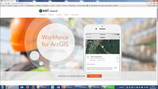Getting Started with Workforce for ArcGIS