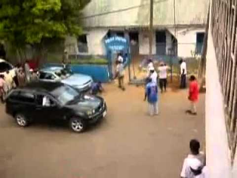 BREAKING NEWS Police Brutality In Jamaica: Police Kills Man Cold-Blooded! (Caught On Tape)