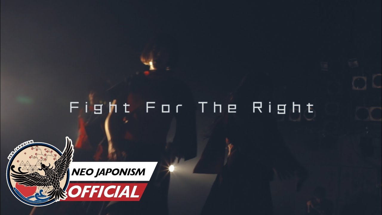 NEO JAPONISM – Fight For The Right [live]