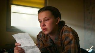 De pai para filha: a carta de Hopper para Eleven | Stranger Things | Netflix