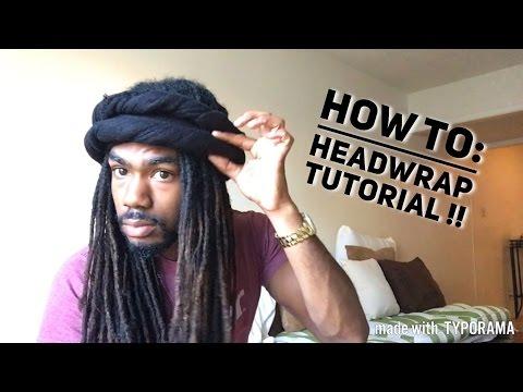 Headwraps Turbans Tutorials Dreads