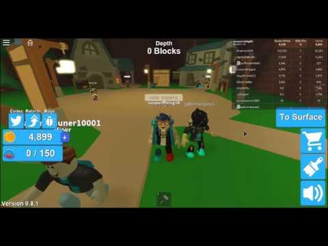3 codigos para Mining Simulator en roblox (LEER ...