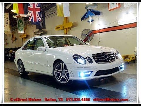 2005 Mercedes Benz E500   E63 AMG Look Alike   EDirect Motors