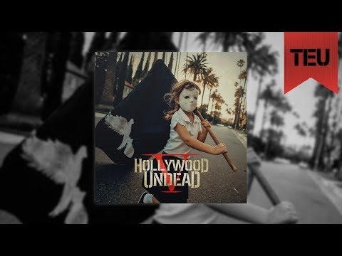 Hollywood Undead - Broken Record [Lyrics Video]