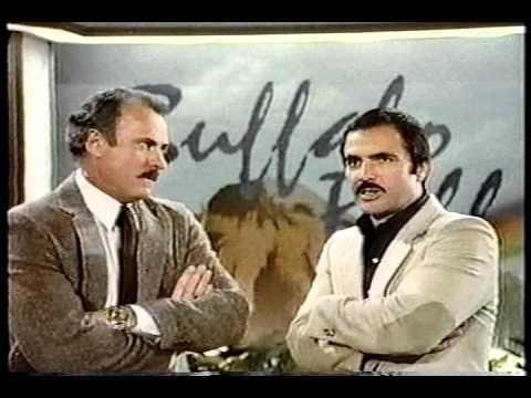 BUFFALO BILL opening credits NBC sitcom