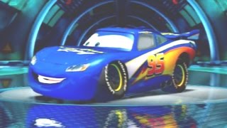 Cars 2 Game Play - Squad Series 2 with Lightyear Lightning McQueen.