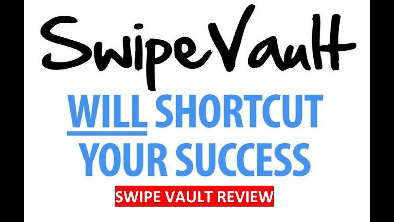 Swipe Vault Review - Wealth 4 Affiliates