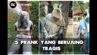 5 Prank Yang Berujung Kematian Tragis. Salah Satunya Sering Dilakukan Bangsa Indonesia.