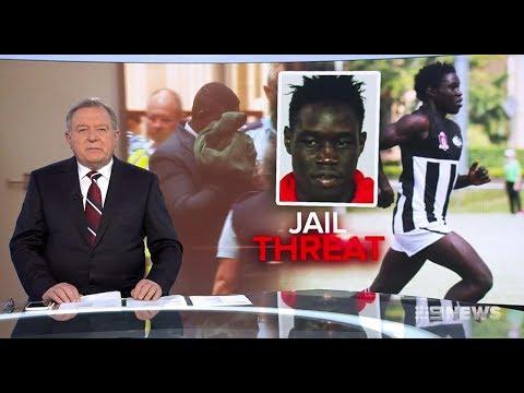 Nine News. Footie Or Deportation?(African Gang)(Majok Annet)