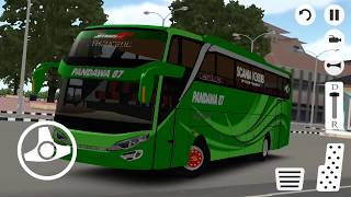 Top 3 Android Games Bus Simulator Made In Indonesia 2018 | Best of the Best