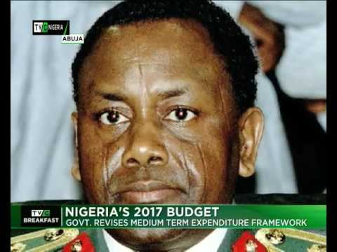 Nigeria's 2017 budget