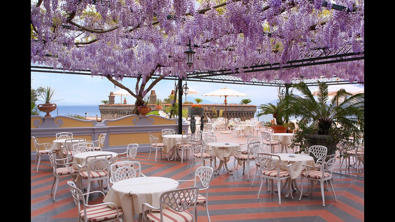 Grand Hotel Capodimonte Sorrento - Tour