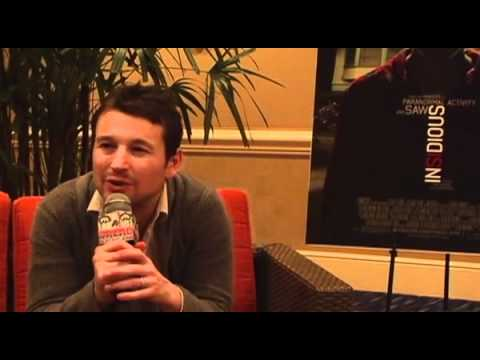 Insidious Leigh Whannell SXSW Interview : DreadCentral
