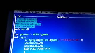 كيفية إنشاء قوس قزح في البرمجة C