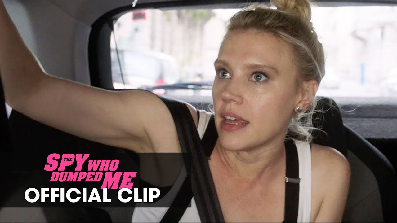 "The Spy Who Dumped Me (2018) Official Clip ""Car Chase"" – Mila Kunis, Kate McKinnon, Sam Heughan"