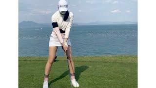 박미리 프로 (골프스윙…