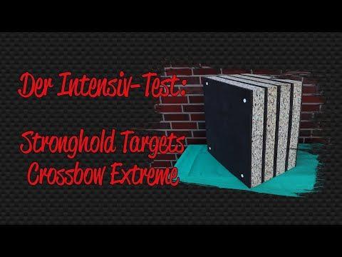Der Intensiv-Test: Stronghold Crossbow Extreme unter Beschuss