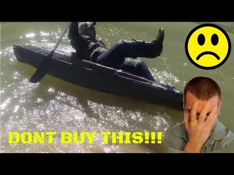 BUYER BEWARE | Buying Cheap Kayaks