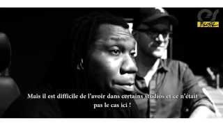 KRS-ONE / ALBUM 2015 / INTERVIEW AT EVEREST STUDIO GROUP (FRANCE)