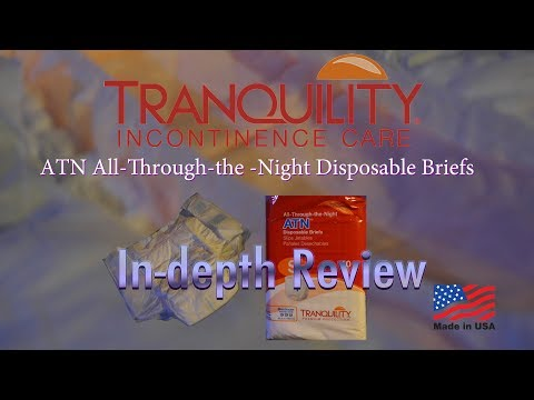 Tranquility® ATN™  All-Through-the-Night In Depth product Review