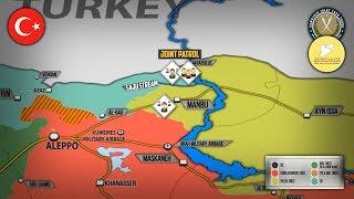 2 ноября 2018. Военная обстановка в Сирии. Угрозы Турции курдским группировкам в Алеппо.