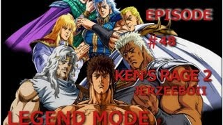 Continuing Legend Mode! Just doing some what of a Kens Rage 2 playt...