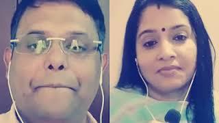 Sundari Neeyum Sundaran Njanum....Cover By SalamPA & Sindhu Rajan