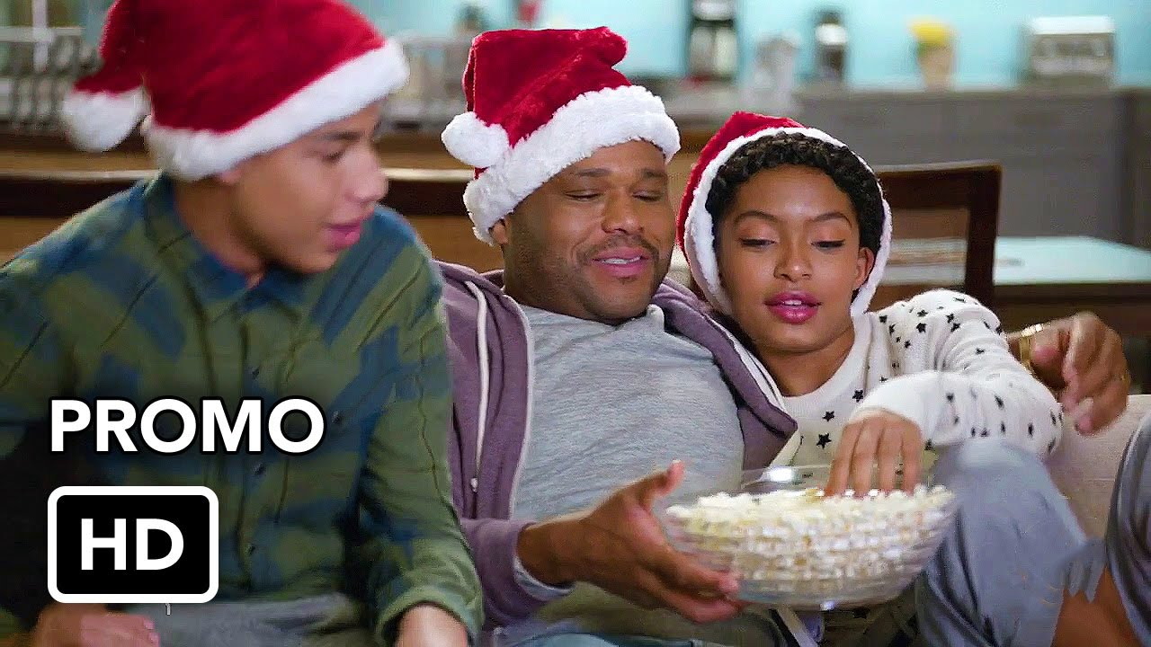 Christmas Baby Images Hd.Black Ish 3x10 Promo Just Christmas Baby Hd Ft Tyra Banks