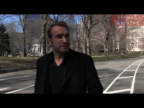 Corner interview with jean dujardin youtube for Dujardin interview