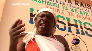 Download Video ITENDELE MCHENYA  - KIFO CHA RAMDHANI  - BUTONDOLO - Mbasha Studio MP3 3GP MP4
