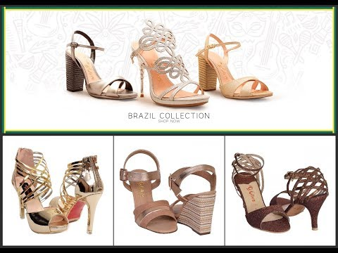 Clive Shoes Brazilian Summer Footwear Collection 2019-20 With Price