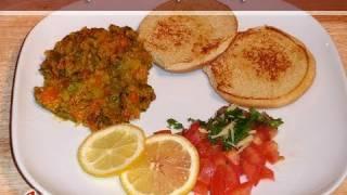 Pav Bhaji Recipe By Manjula