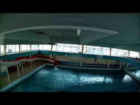 R pool  Glijbaan D'R Pool, Kerkrade - YouTube