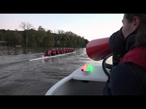 A Day in the Life at The Catholic University of America // The Rowing Team Up Before Dawn