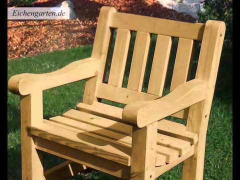 gartenstuhl g nstig youtube. Black Bedroom Furniture Sets. Home Design Ideas