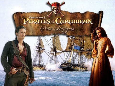 Pirates Of The Caribbean : New Horizon -ENG/PL- #15 - Charles Vane