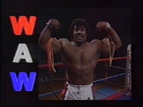 Central - World Alliance Wrestling (WAW) - 1990
