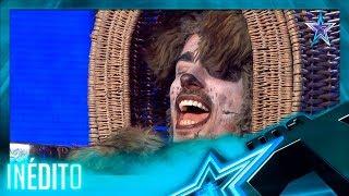 Este PERRO CANTA y CUENTA su conmovedora HISTORIA   Inéditos   Got Talent España 5 (2019)