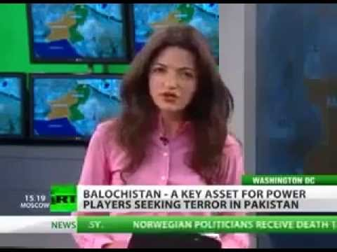 "Russian News Channel ""RT TV"" shows us the real face of BLA, RAW & Mossad in Balochistan"