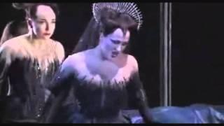 Wolfgang Amadeus Mozart - Fláuta Mágica,  Dama da Noite. Traduzido - Legendado.