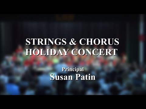 Lake Harbor Middle School presents Strings & Chorus Holiday Concert