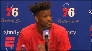 Jimmy Butler on playing the Timberwolves: