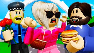 Karen Cheated On Finkleberry?!  (A ShanePlays Roblox Brookhaven RP)
