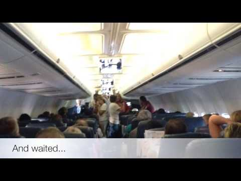 Cancelled US Airways flight- stranded in Aruba