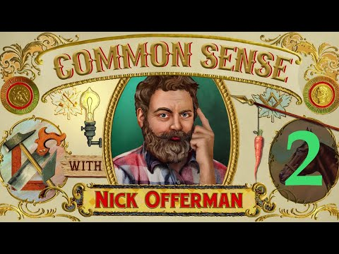 Nick Offerman's Common Sense #2: How Fake News Changes Us | Vanity Fair