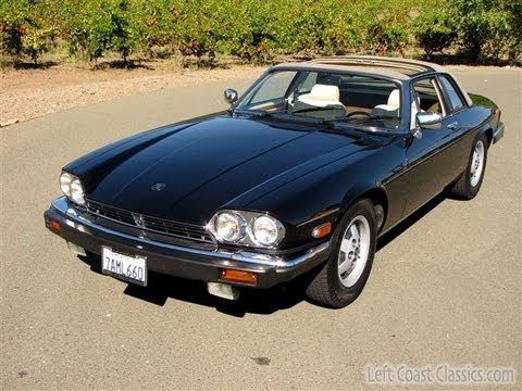 Jaguar Xjs C In Sonoma California