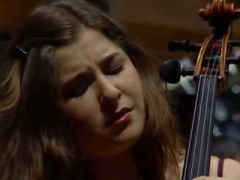 Part 4/6 - Alisa Weilerstein, Gustavo Dudamel, Simón Bolívar Orch. - Dvorák Cello Concerto