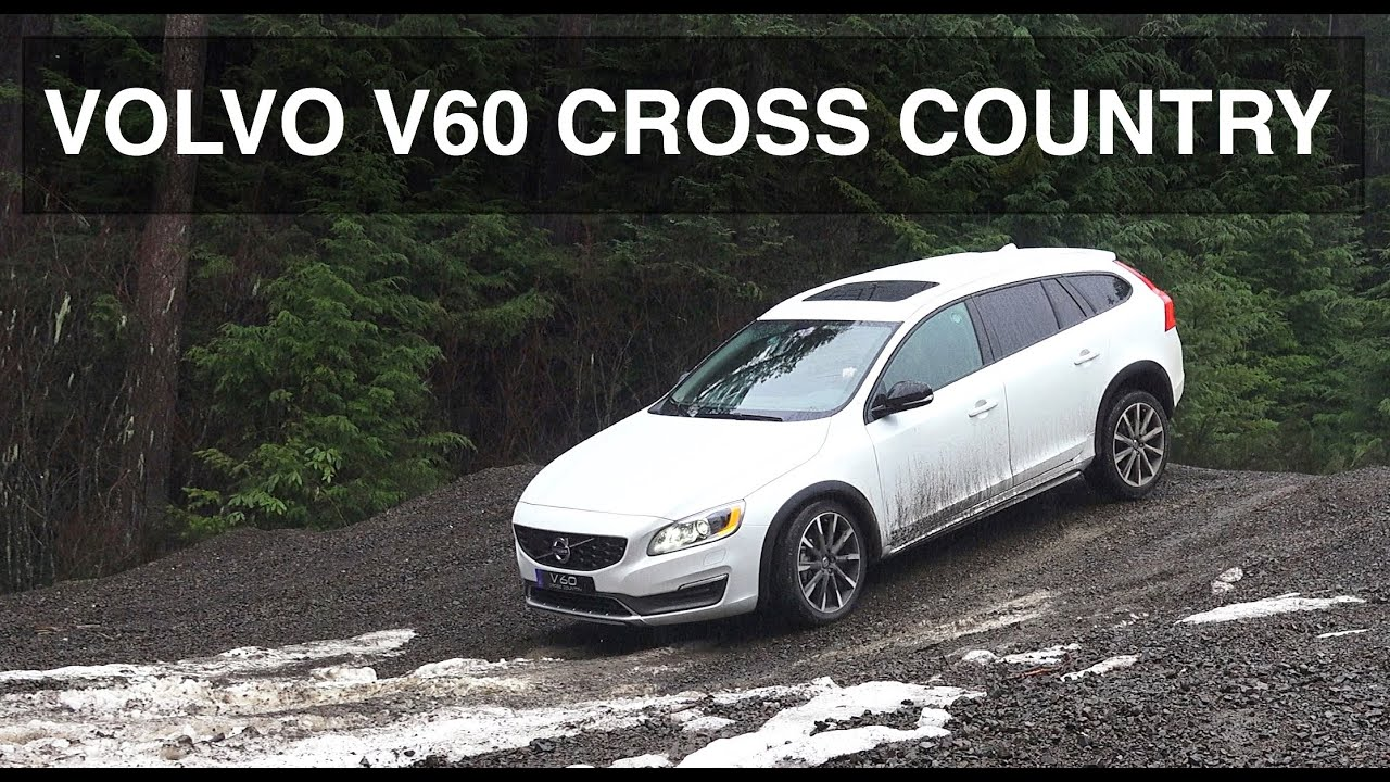 2016 Volvo V60 Cross Country - Review & Offroad Test Drive - YouTube