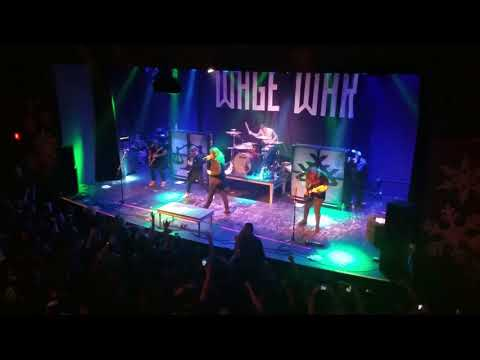 Wage War- Stitch-LIVE@Durty Nellies Palatine IL